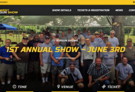 Visit the First Annual Midwest Airgun Show, June 3 2017