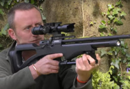 Brocock Air Rifles and MTC Scopes Support Red Squirrel Conservation in England.