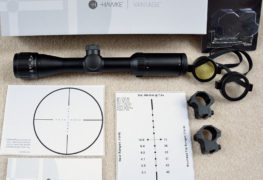 The Hawke 2-7×32 AO Air Rifle Scope Review, Part Two - Chairgun Pro and Your Scope