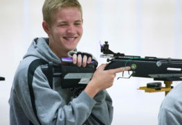 2017 CMP National Three-Position Air Rifle Championships Returns to Camp Perry