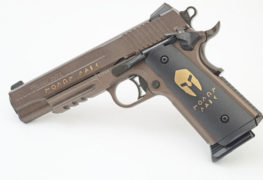 New SIG SAUER 1911 Spartan CO2 BB Pistol Available