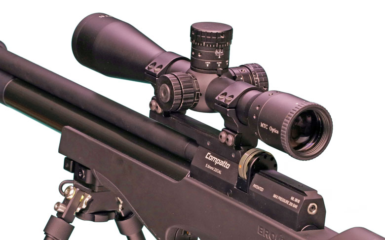 New MTC Viper Pro 10x44 Scope Introduced