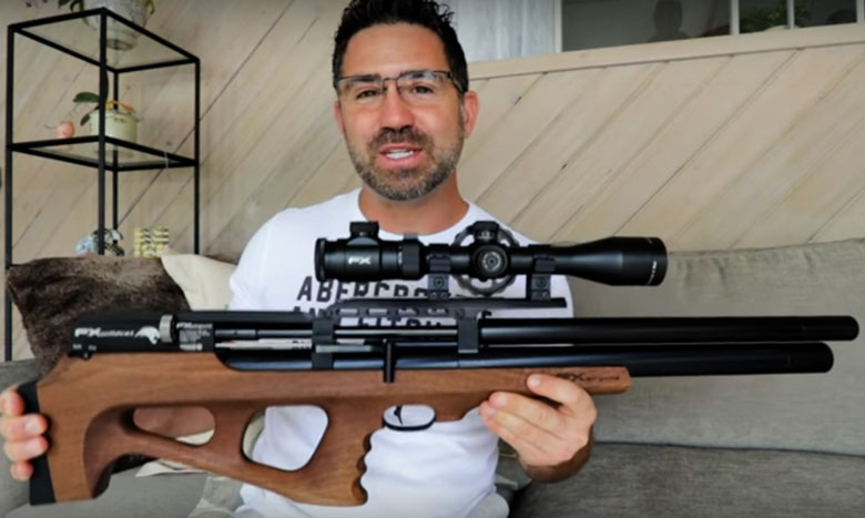 FX Wildcat .25 Caliber Video Review From AEAC