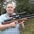 Giles Shoots the Air Arms Galahad, UK-Spec in .177 Caliber