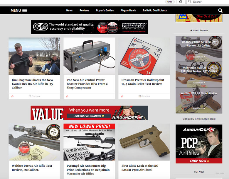 Coming Very Soon. The New Hard Air Magazine With The Latest Airgun Deals!