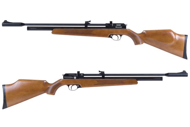 Air Venturi to Offer Exclusive Diana Stormrider PCP Air Rifle