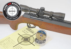 Umarex Forge Air Rifle Test Review .177 Caliber