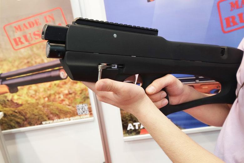 "IWA Outdoor Classics 2018 - It's ""Airgun Industry Central""."