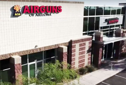 Visit The Airguns of Arizona Store With Steve Scialli.