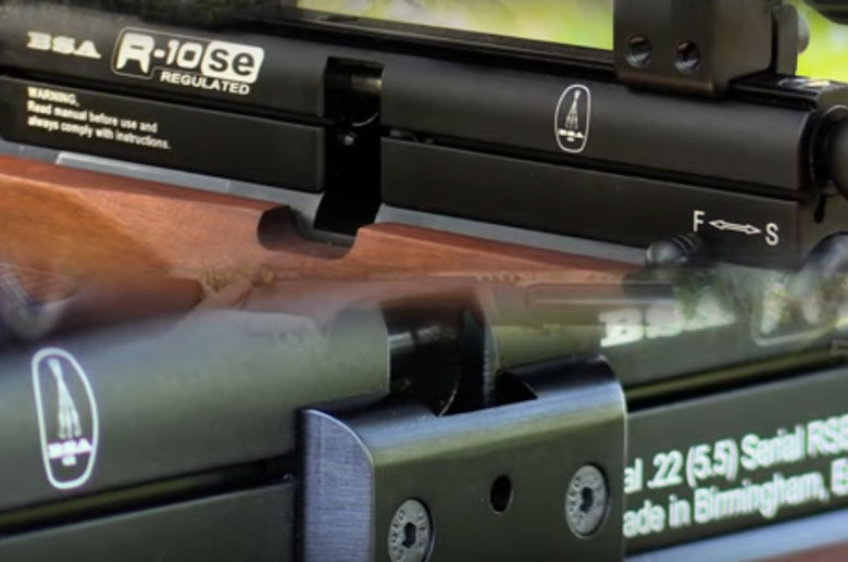 BSA R-10 SE Air Rifle Video Review