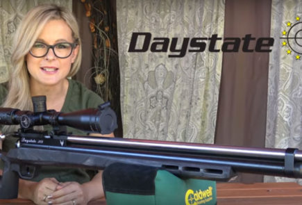 Daystate 308 Big Bore Concept Air Rifle Video Review