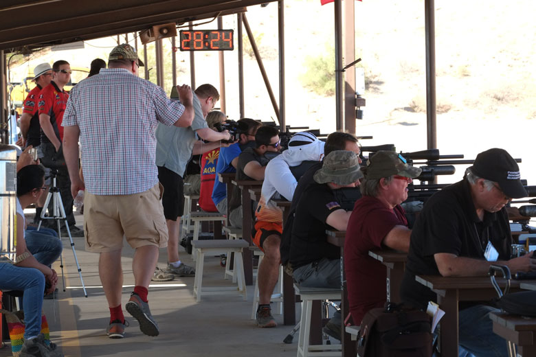 EBR 2017 - Extreme Benchrest Day Three.