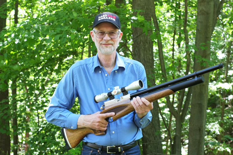 Shooting the Daystate Wolverine 303 Big Bore PCP