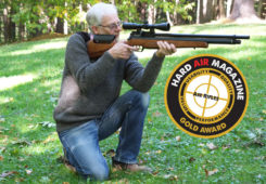 Crosman Custom Shop Regulated Marauder Test Review .22 Caliber