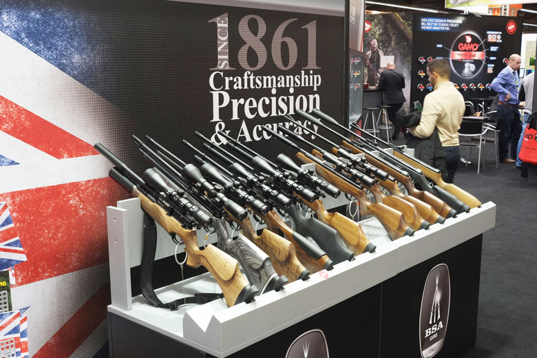 Keith Higginbotham, The President of Gamo Outdoor USA, Talks To HAM - Part Two.
