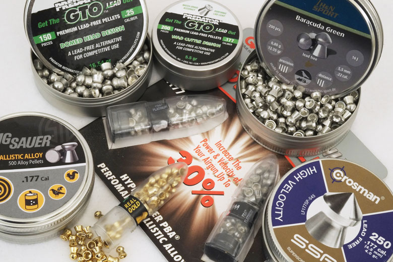 A Look At The Future Of Lead Free Pellets