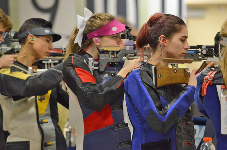 Air Gun Athletes and Spectators: Gear Up Now for the 2018 Camp Perry Open