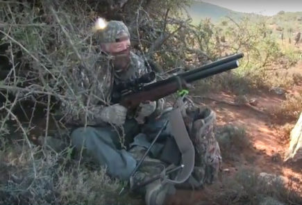 Jim Chapman Hunts in South Africa With A .30 Caliber Ataman M2