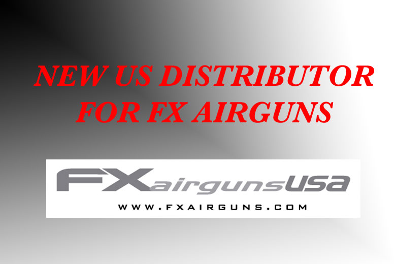 FX Airguns Has A New Distributor in the US - FX Airguns USA