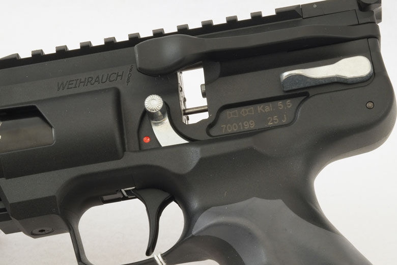 A Close Look at the New Weihrauch HW44 PCP Air Pistol