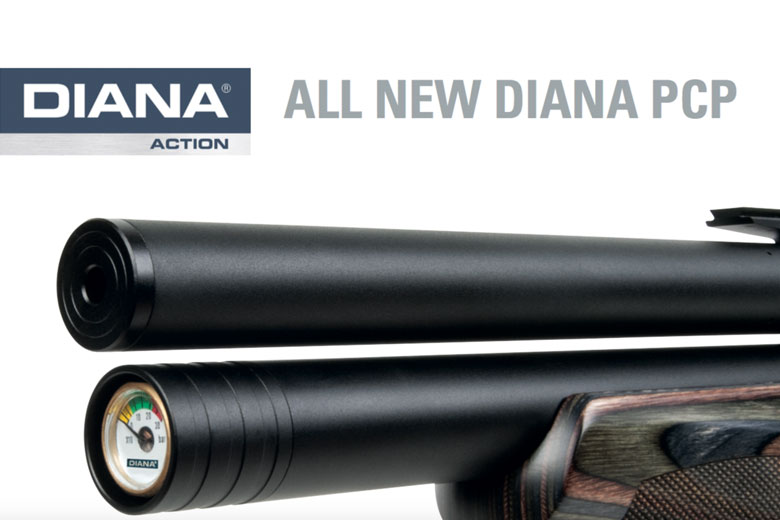 HAM Exclusive! New Diana Skyhawk Bullpup PCP To Be Launched At 2018 SHOT Show