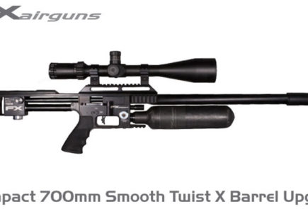 FX Smooth Twist X Barrel Now Available For FX Impact Owners