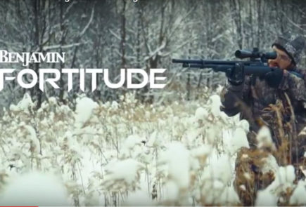 Crosman Introduces the Benjamin Fortitude Regulated PCP Air Rifle