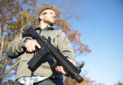 Crosman Introduces the DPMS SBR Full Auto CO2 Rifle