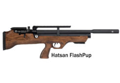 New Hatsan Flash and FlashPup PCP Air Rifles Launched At SHOT Show