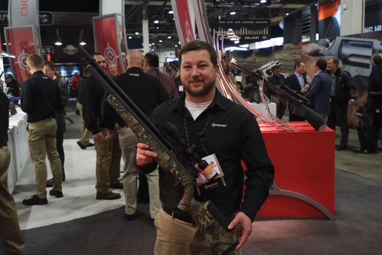 Airguns at the 2018 SHOT Show - Day One