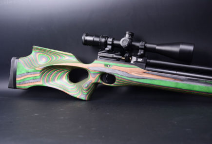 Exclusive First Sneak Peek At The New Ataman Ergonomic PCP Air Rifle