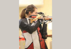 Outstanding Women's Air Rifle Scores At 2018 Robert Mitchell Rifle Championships