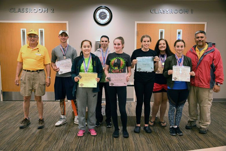 CMP Unveils New Junior Air Rifle And Smallbore Camp At July 2018 National Matches