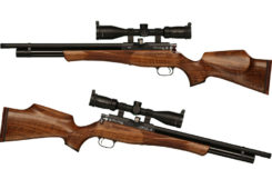 First Chance To See New 2018 Daystate PCP Air Rifles At British Shooting Show