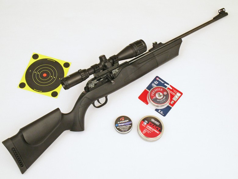 Airguns for firearms shooters