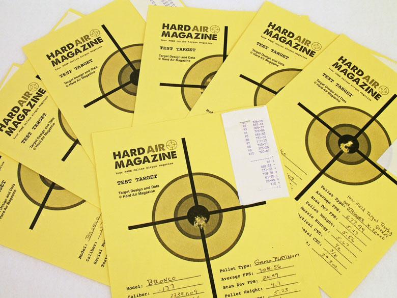 Hard Air Magazine test philosophy