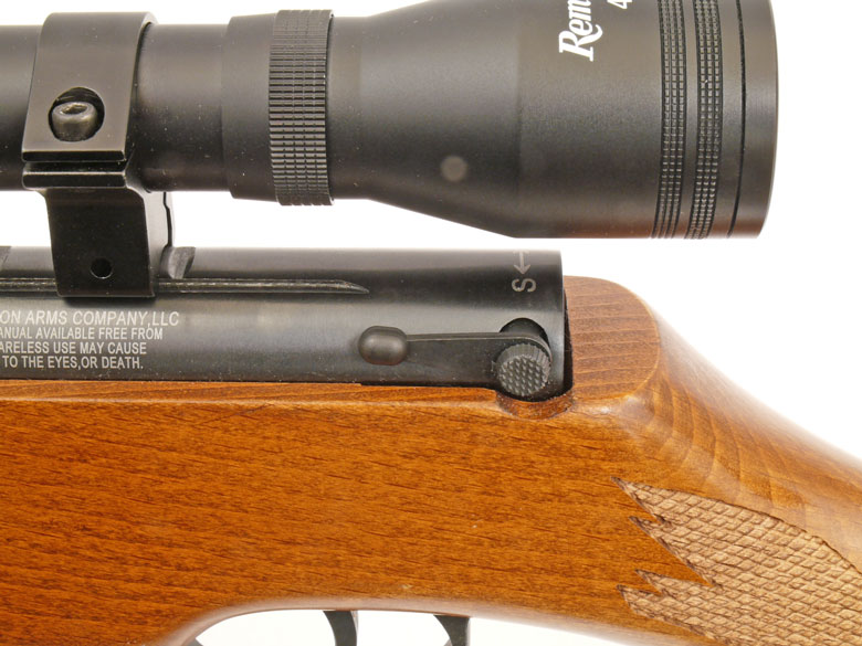 Remington Express air rifle airgun test review