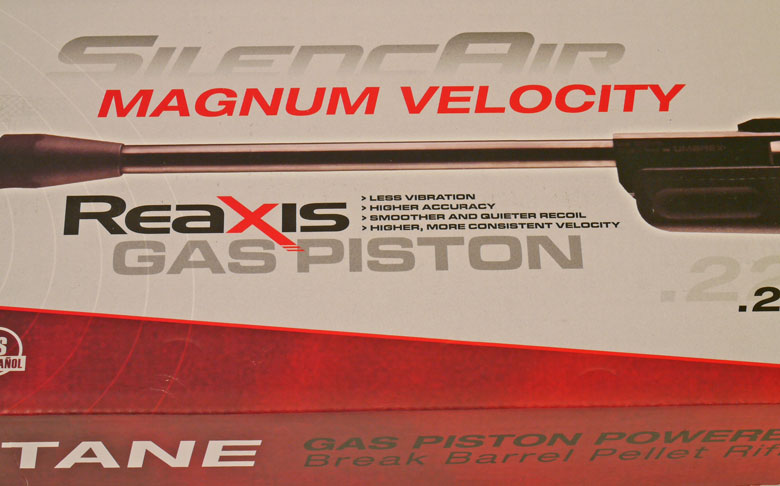 Umarex Octane airgun test report