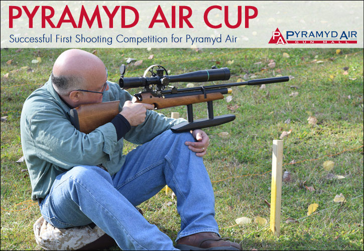 Pyramyd Air Cup Results