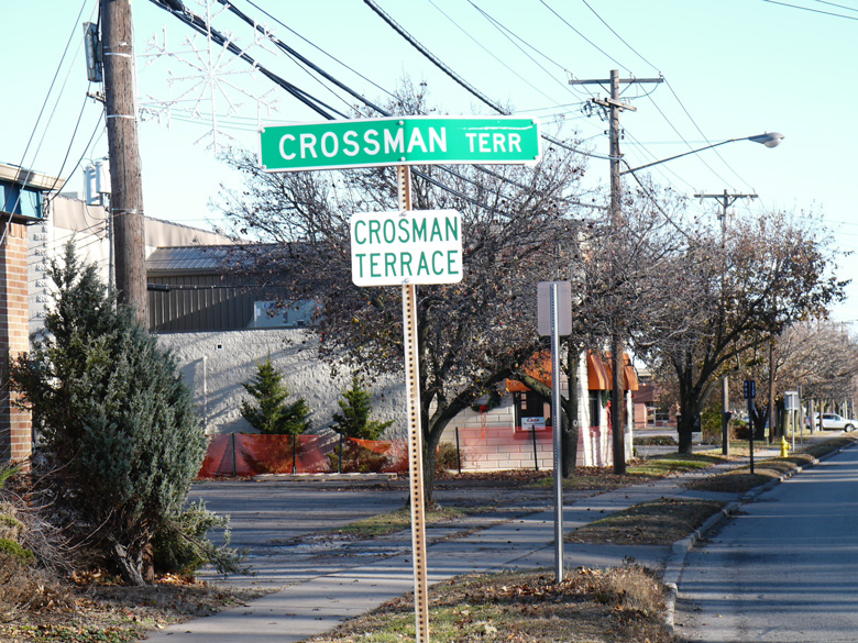 Crosman Terrace East Rochester