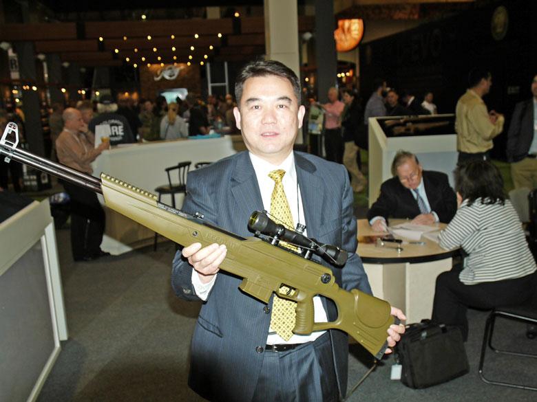 New airguns at SHOT Show 2015 Dual by Beeman