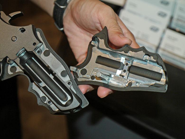 new airguns at SHOT Show 2015 Dan Wesson air pistol