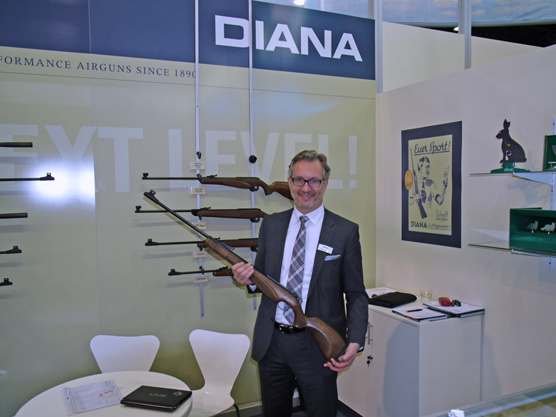 Diana news from SHOT Show 2015