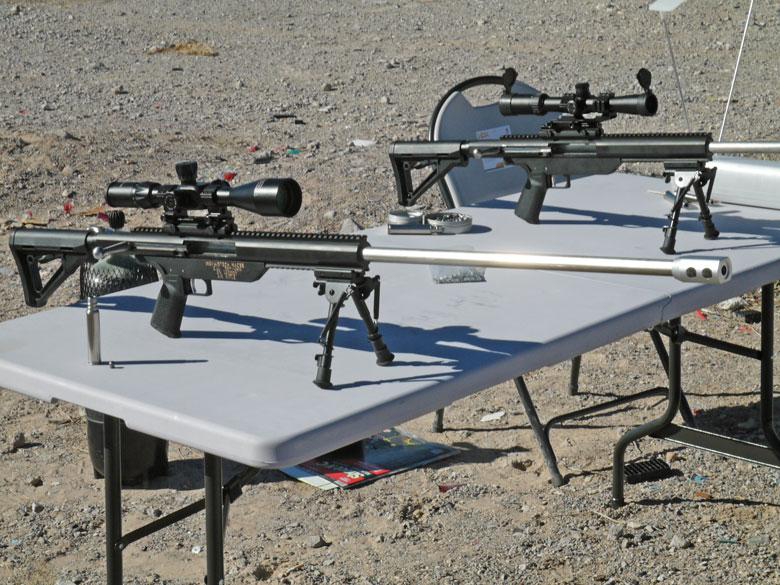 Shooting Inovairtech Big Bore Air Rifles