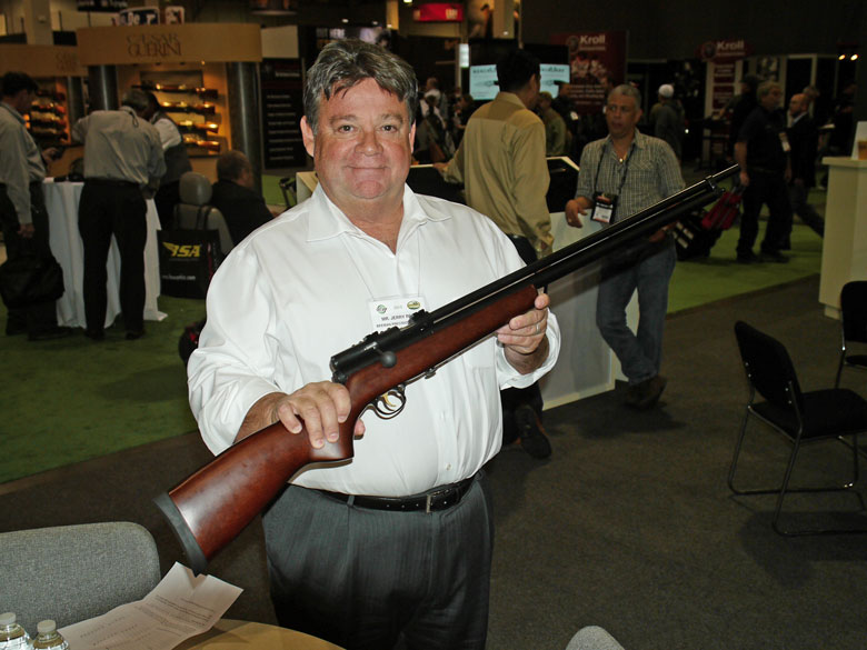 New airguns at SHOT Show 2015 Air Arms Beeman Big Bore air rifle