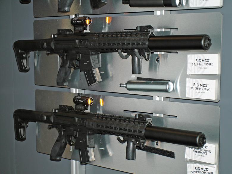 new SIG SAUER airguns