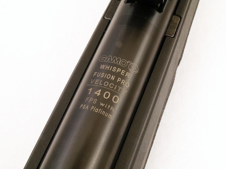 Gamo Whisper Fusion Pro airgun test review