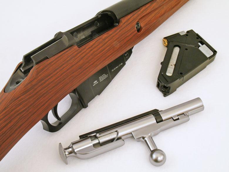 Gletcher M1891 air Pistol Review