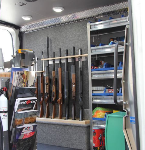 Airguns of Arizona Mobile Showroom Now in Operation