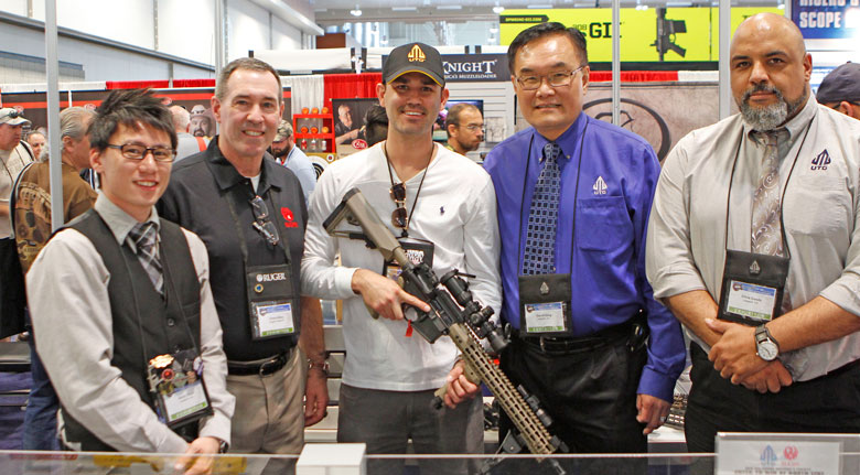 Leapers at the 2015 NRA Show